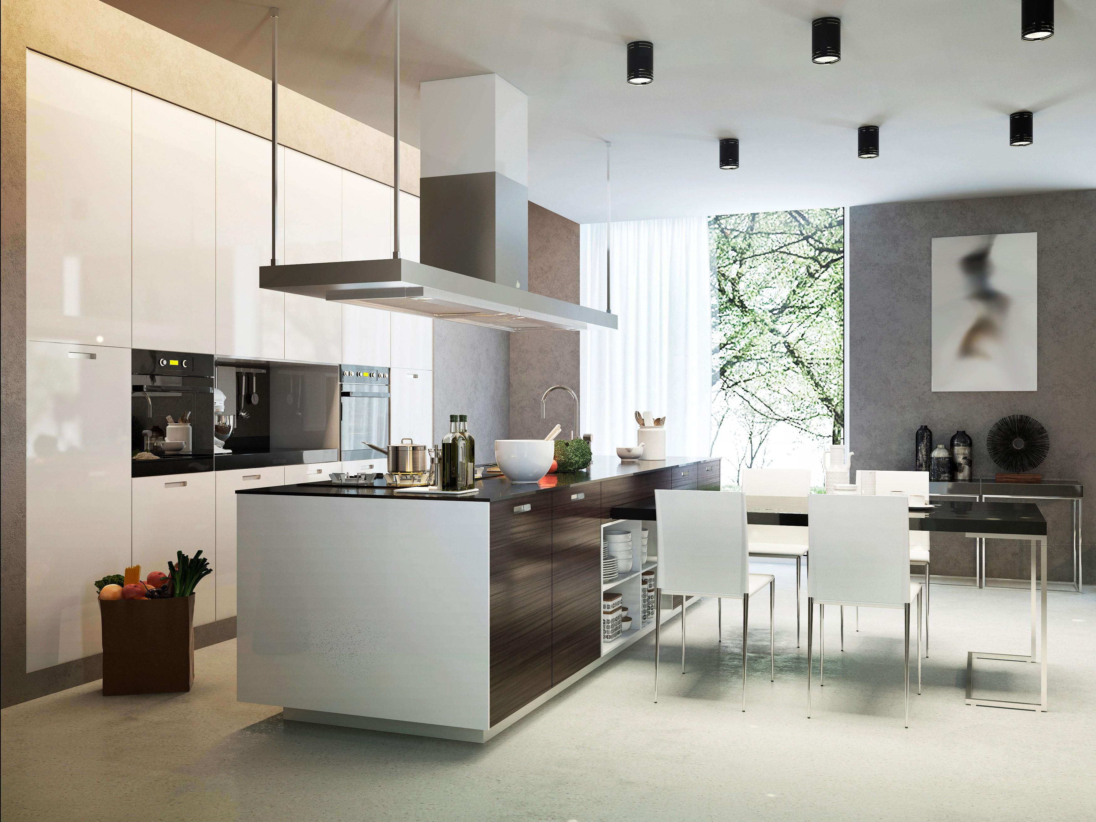 Tipos de suelo para la cocina